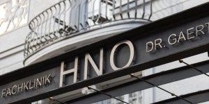 Willkommen auf der Webseite der HNO-Klinik Bogenhausen  Dr. Gaertner in München